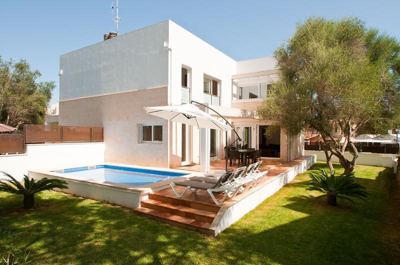 Villa Ferrera A, holiday rental in Cala Ferrera