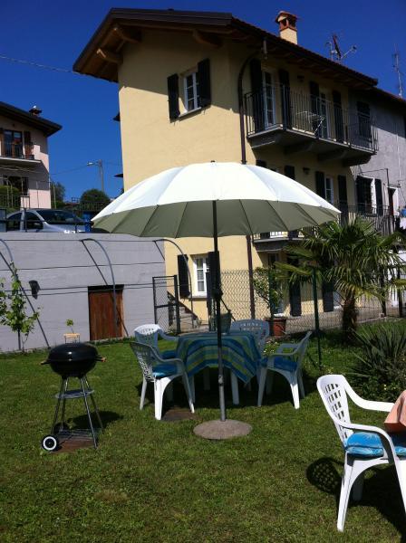 Casa lidia, Ferienwohnung in Ossuccio
