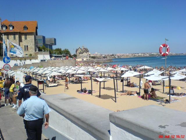 Verschillende praias