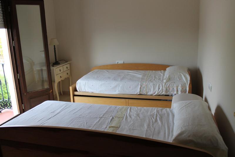 Habitación doble (cuatro plazas)