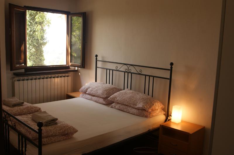 Slaapkamer appartement 'Yvette'