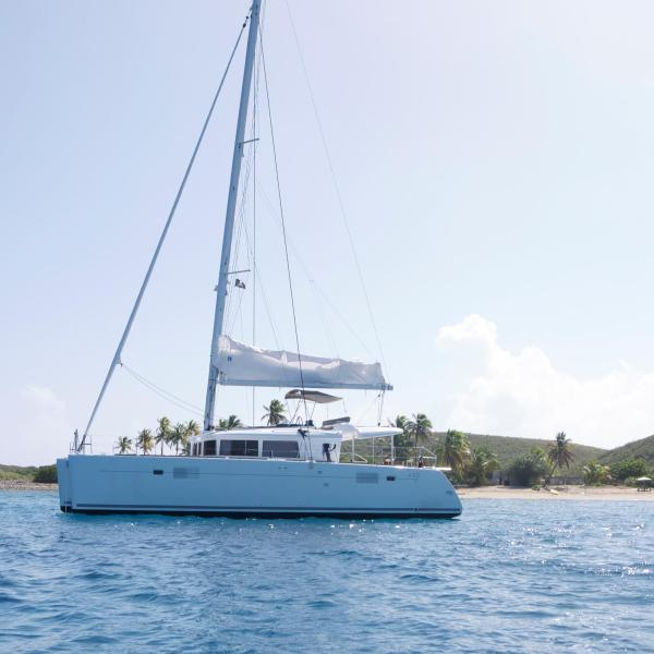 Catamaran Lagoon 45, location de vacances à Road Town
