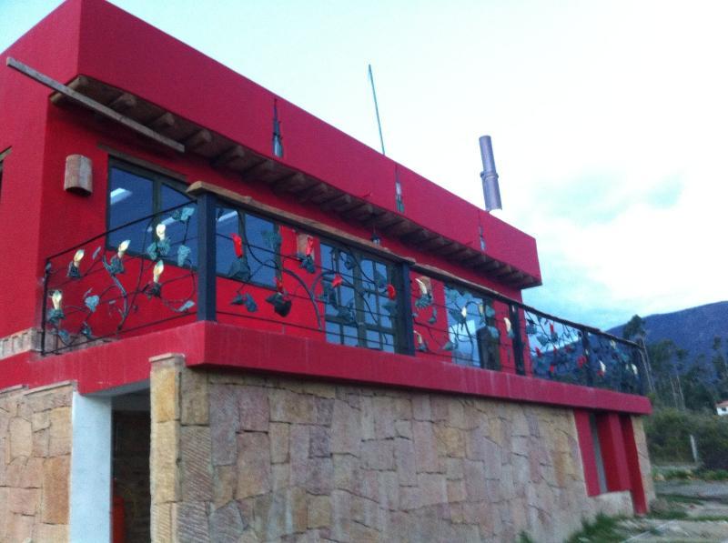 Casa Roja La Guaca, holiday rental in Villa de Leyva