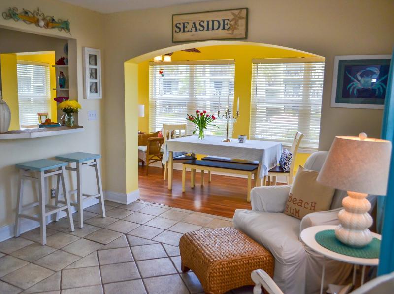 Best Little Shore House, vacation rental in Saint Augustine Beach