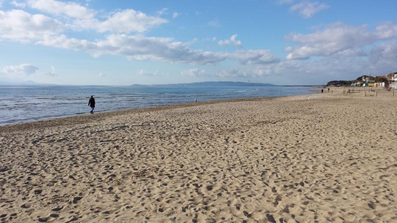 Spiaggia libera più vicina