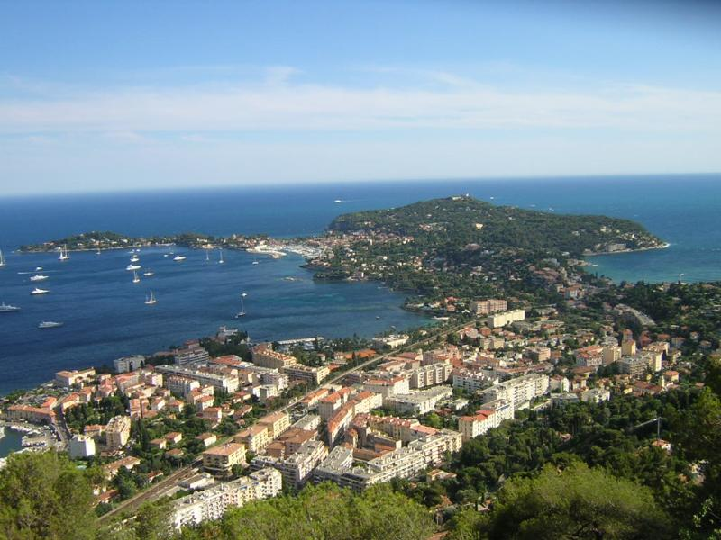 Cap Ferat on the French Riviera 1 and half hour drive