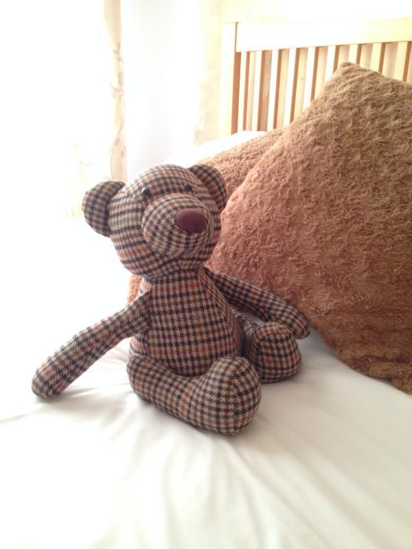 'Aboyne' - Resident Teddy