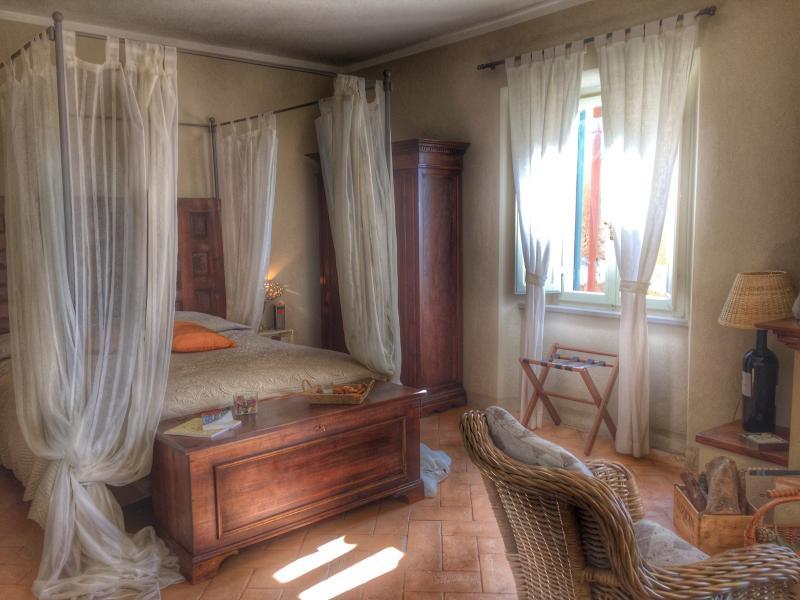 Toscana: un sogno vista mare, holiday rental in Campiglia Marittima