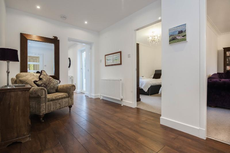 Large entrance hall , the house has lots of great details with beautiful furnishings throughout