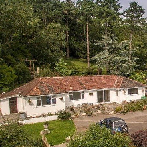 Nestled into the side of Cheddar Gorge with panoramic views to Glastonbury Tor and the moors