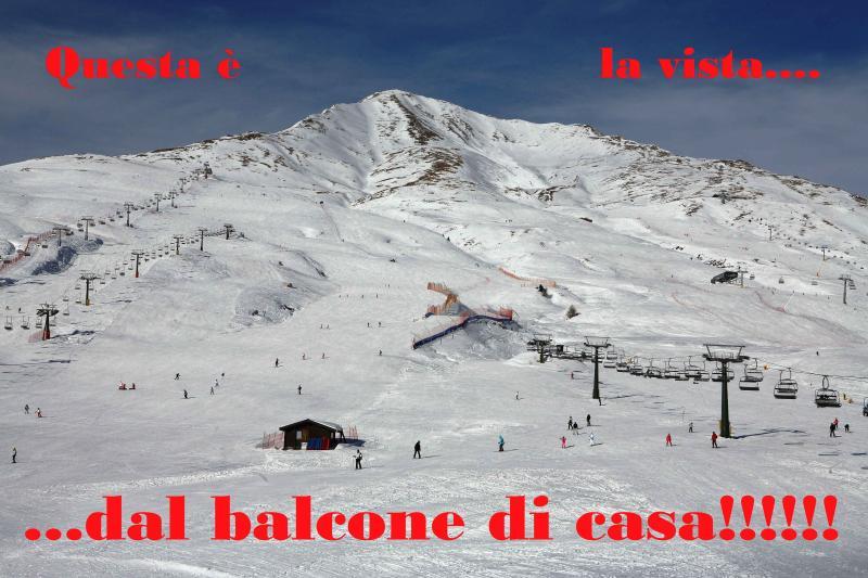 Appartamento sulle piste da sci, location de vacances à Cogolo di Pejo