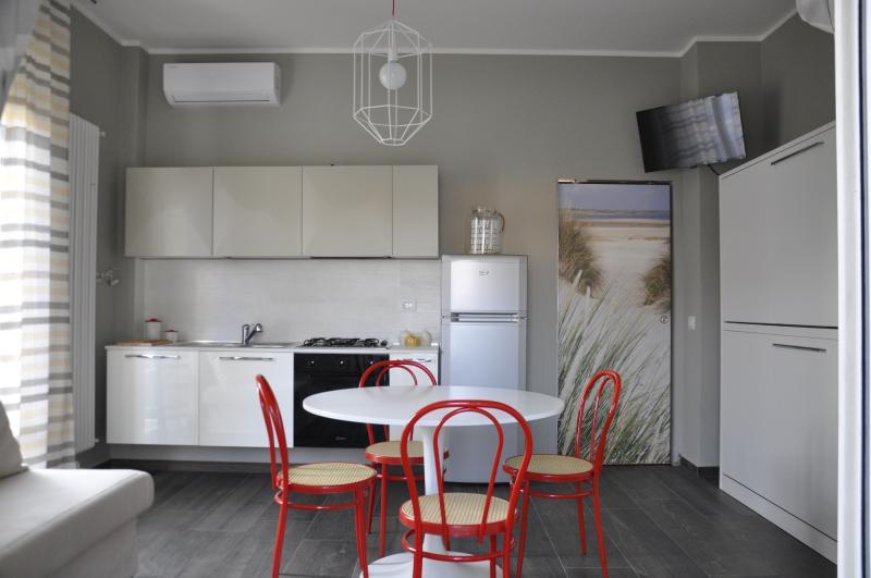 cucina zona living