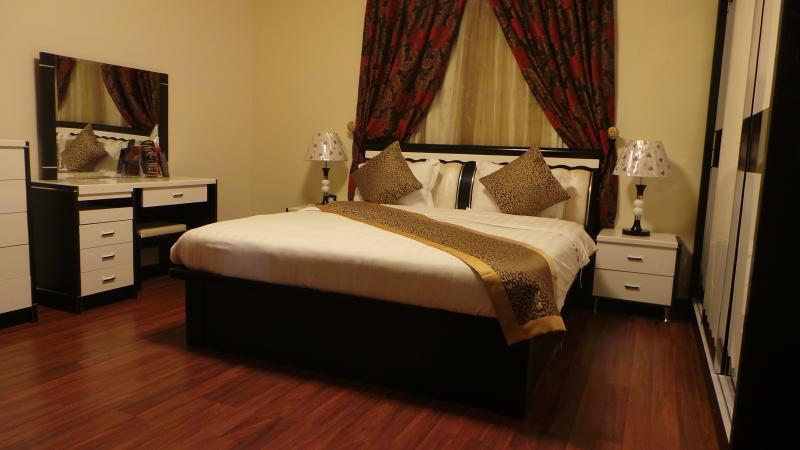Al-Nabarees Al Macy Hotel 4 Stars Hotel – semesterbostad i Jedda
