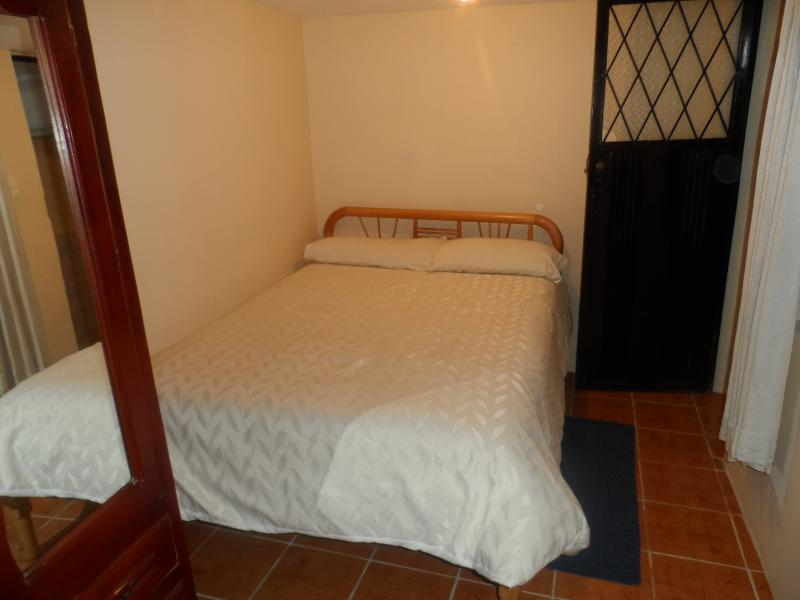 Habitación 1con cama doble