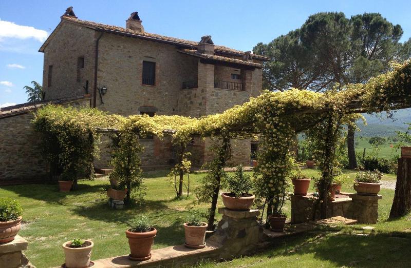 Nella Quiete del Verde, holiday rental in Sant'Arcangelo