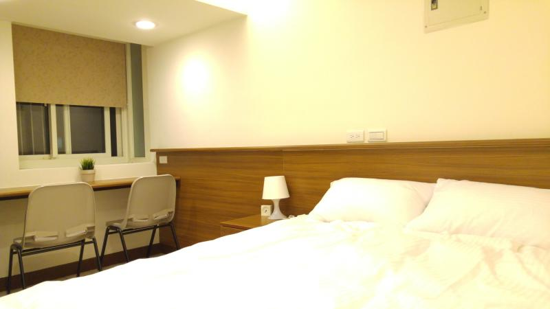 09 3 min. to Zhongxiao Fuxing MRT。Newly renovated, vacation rental in Taipei