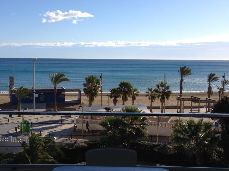 1ª linea Playa San Juan, Alicante, vacation rental in Benidoleig