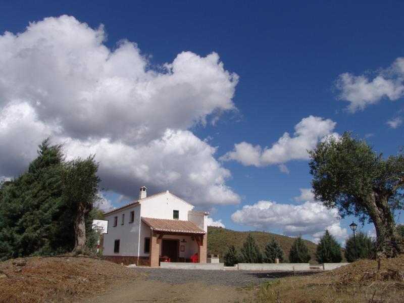 Vistas Panorámicas del valle del Guadalhordce