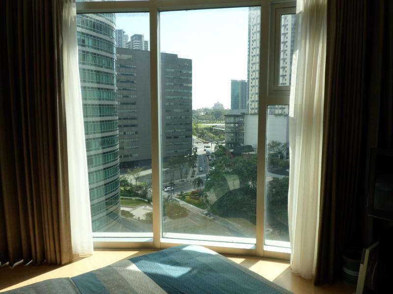 View to Singapore embassy