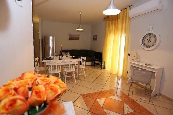 Panorama Pimonte Apartaments,costiera amalfatina, vakantiewoning in Gragnano