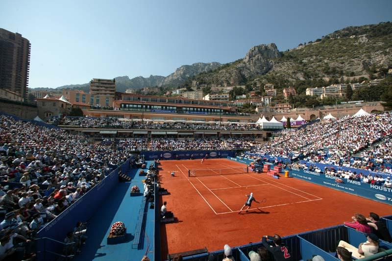 Monte Carlo Masters every April