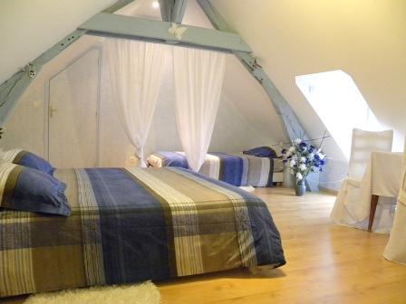 Chambre d'hôtes La Quèrière - Les Bleuets -, holiday rental in Mur-de-Sologne