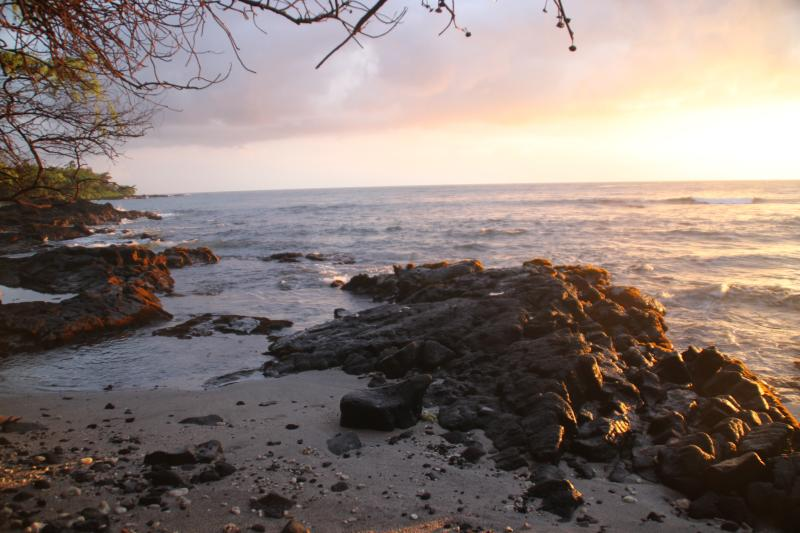 Another perfect day in Kona.