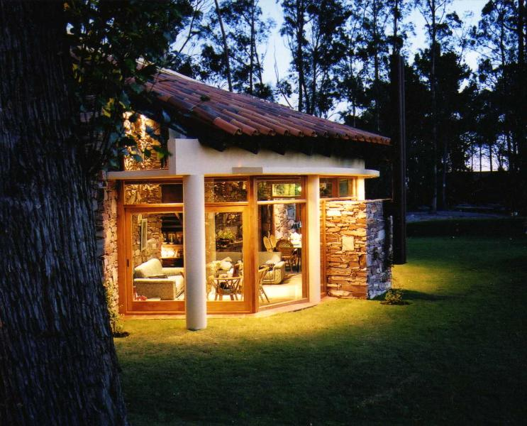 Chalet Milamores, holiday rental in Punta Ballena