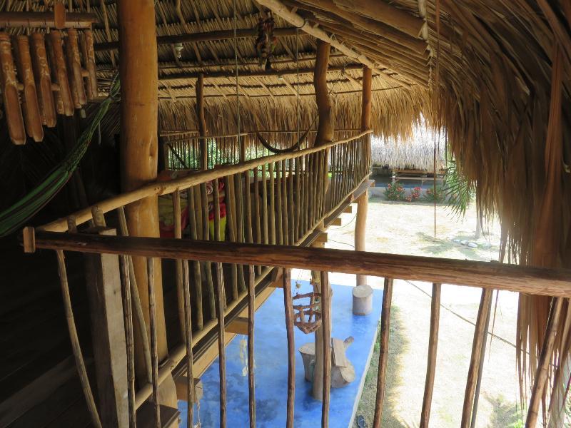 La Cabane 'Chez Oliv ', location de vacances à Dibulla
