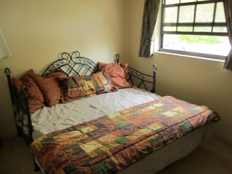 Spare bedroom, main floor