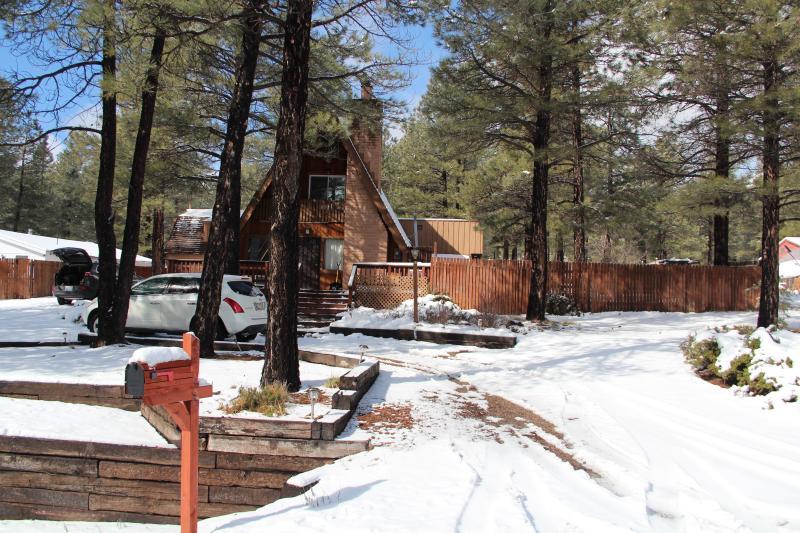 Flagstaff Chalet, location de vacances à Kachina Village