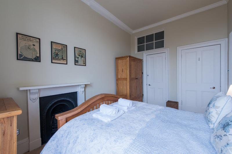 The Double Bedroom with Ensuite