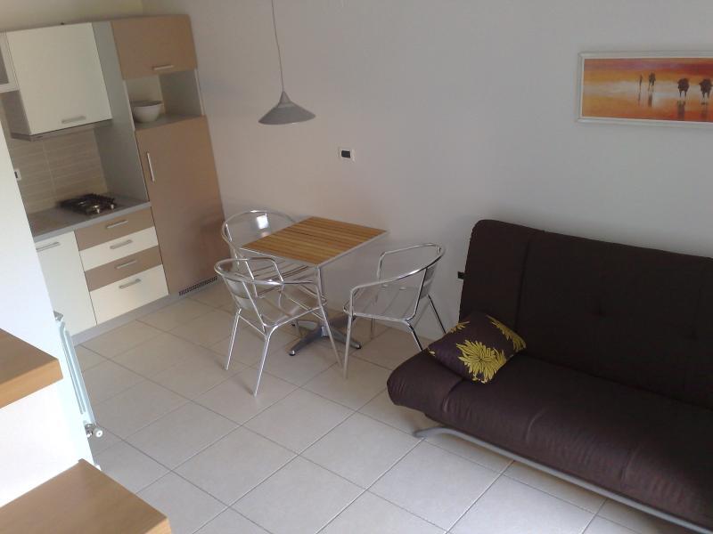 The duplax apartment with the terracce Brsec, casa vacanza a Brsec
