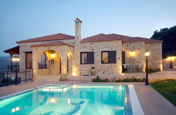 Villa Agathe, holiday rental in Voukolies