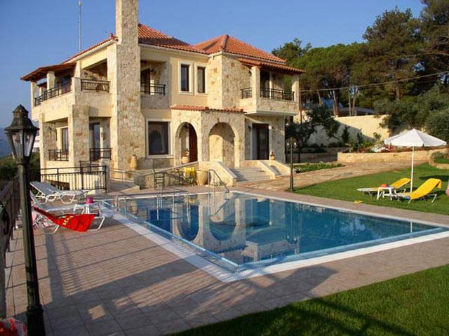 Villa Hanna, location de vacances à Tavronitis