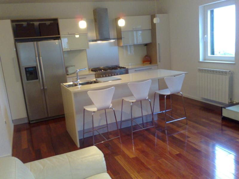 The Luxury apartment Brsec, casa vacanza a Brsec