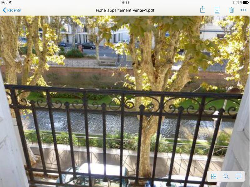 Beautiful family apartment in Perpignan, location de vacances à Baho