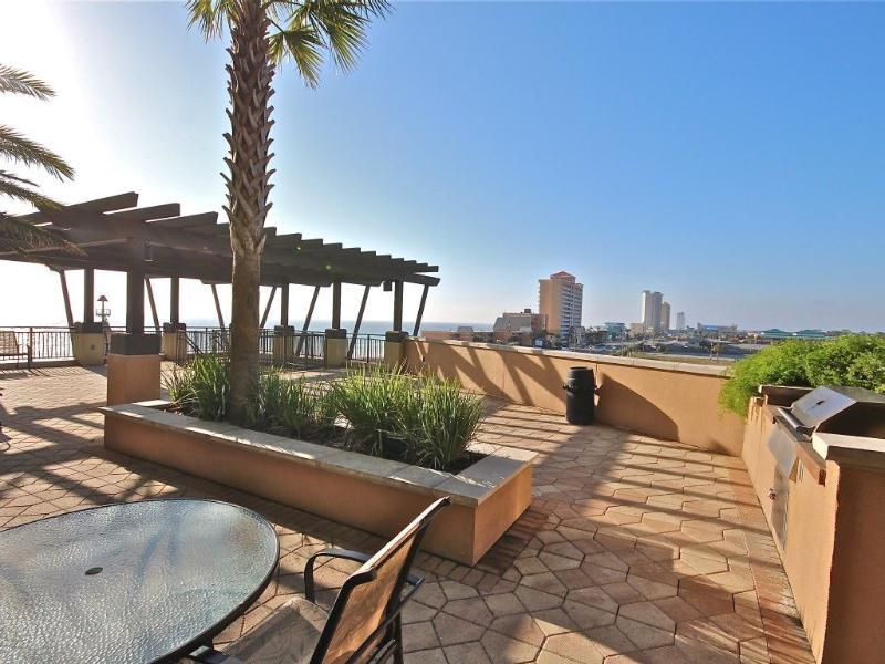 Tropical Landscaped Decks