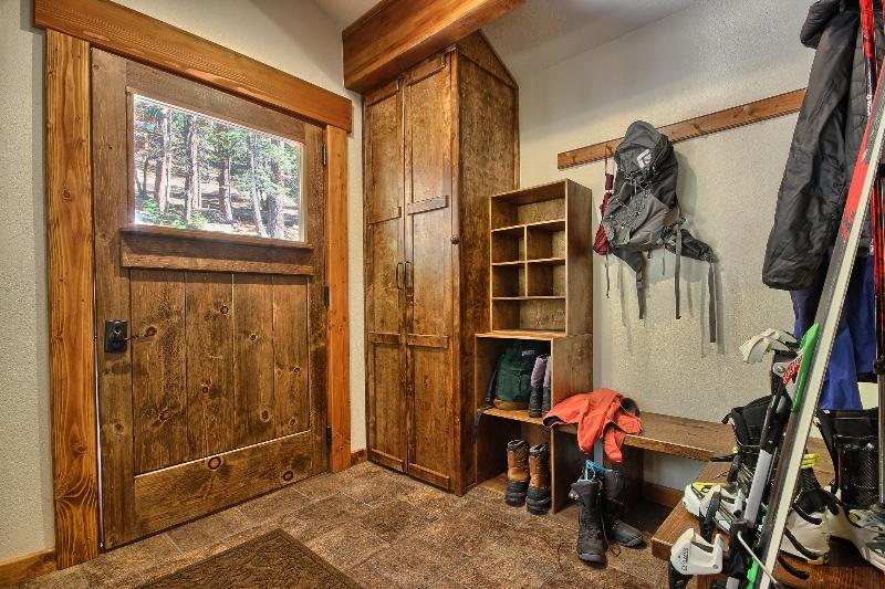 Mudroom Entry, Extra Space to Organize and Store