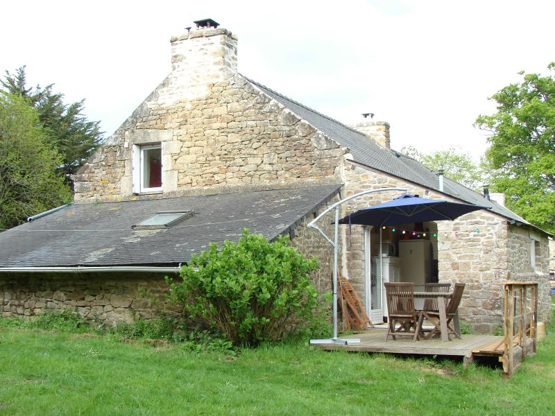 Gîte de charme, Bretagne sud, Morbihan 7 pers, vacation rental in Bono