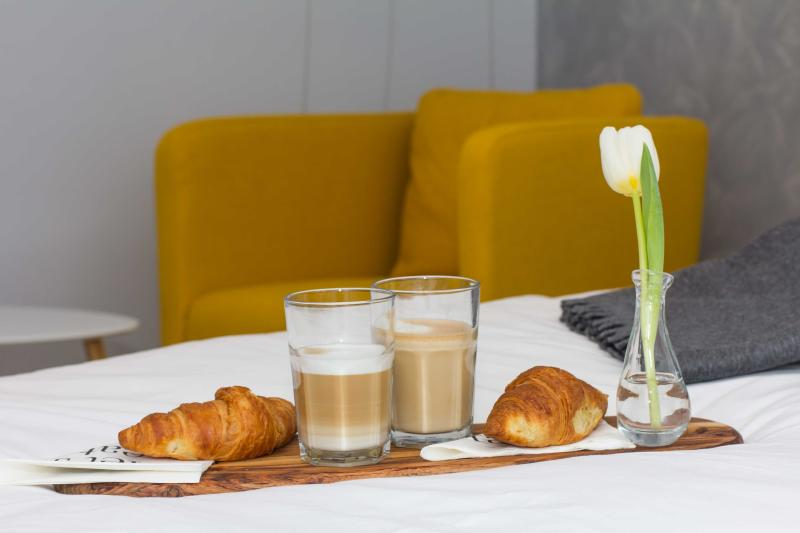 Breakfast is included in price