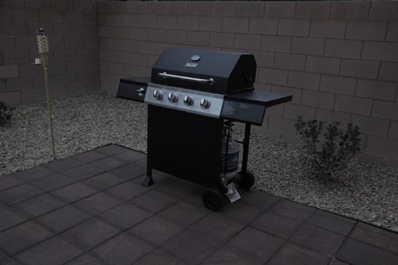 Backyard/Grill