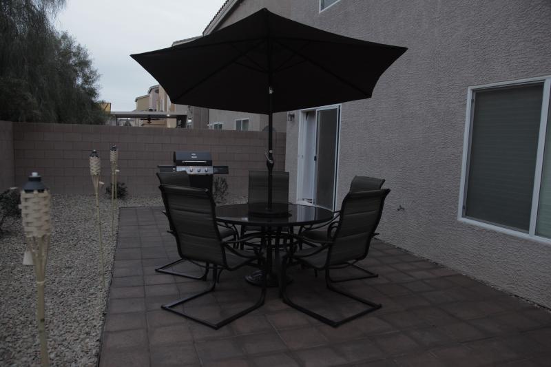 Backyard/Patio Furniture