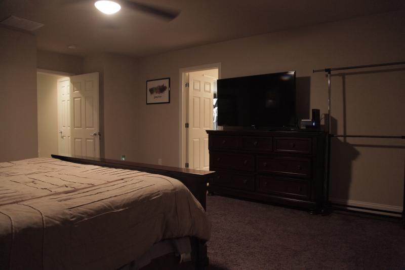 55 tums LED-TV