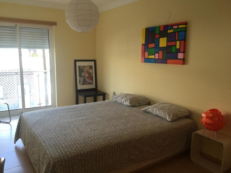 Room #1: Bedroom with double bed