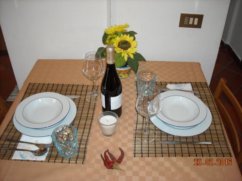 Set cena/pranzo