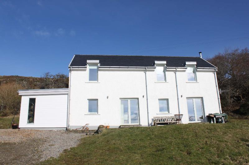 Stunning traditional property updated to a luxury standard, in the heart of Kilchoan village
