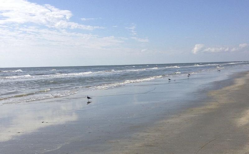 Pirates Beach.