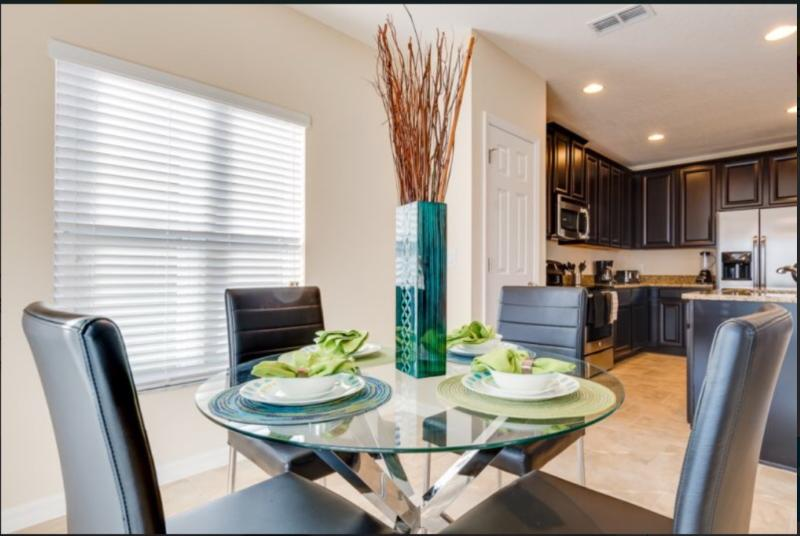 Kitchen Nook Dining Table