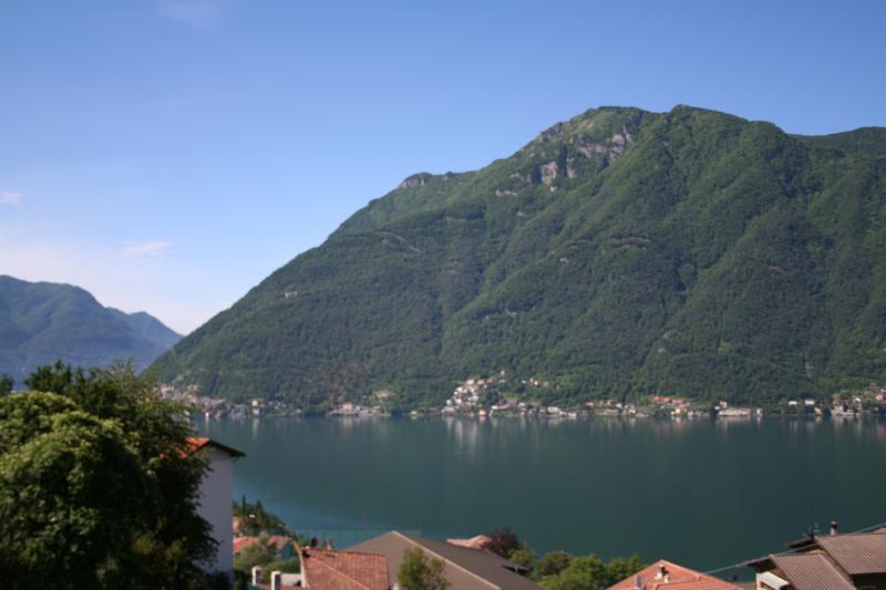 Appartamento con stupenda vista lago, holiday rental in Veleso